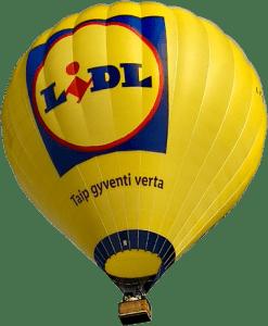 karsto-oro-balionas-reklamai-lidl